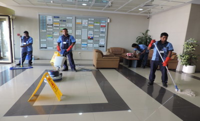 KTC office cleaning